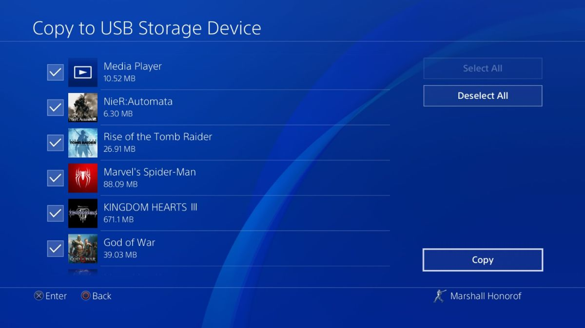 How to Back Up Your PS4 Saves