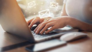 A decade of email security