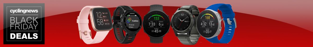 Black Friday Smartwatch Deals 2020 Huge Black Friday Savings On Garmin Suunto Polar And More Cyclingnews