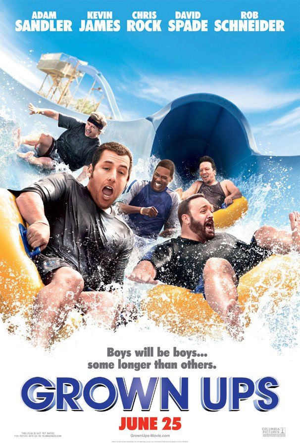 Water Toys For Grown Ups : New grown ups poster water slides are for adults too