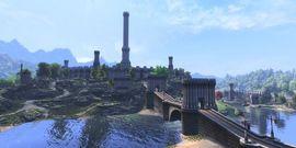 Oblivion Looks Amazing Built Inside Of Skyrim