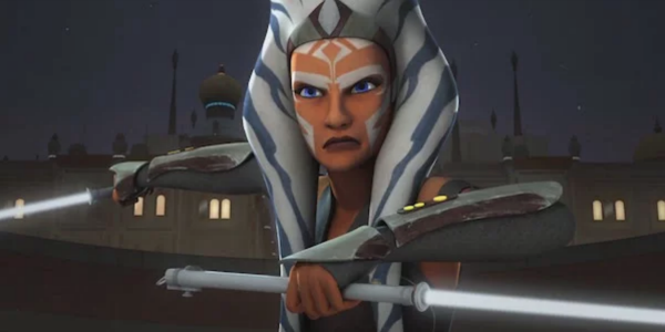 Ahsoka Star Wars Rebels