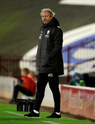 Barnsley v Nottingham Forest – Sky Bet Championship – Oakwell