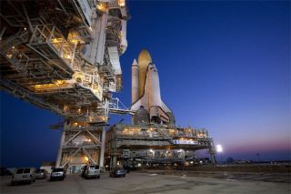 Reverence Reigns Over NASA's Final Shuttle Missions