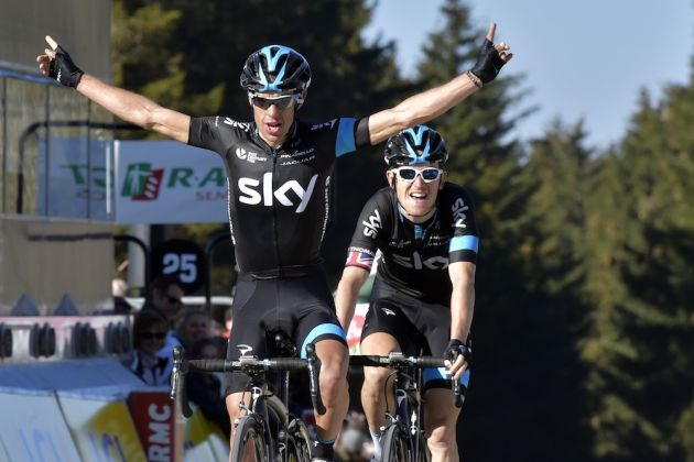 Photo: Richie Porte wins stage four of the 2015 Paris-Nice . (cyclingweekly.co.uk)