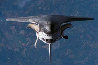 NASA Clears Shuttle Atlantis for Landing