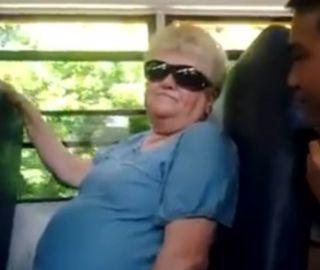 bullied bus monitor