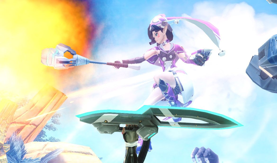 Phantasy Star Online 2 comes to PC on May 27