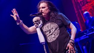 Dream Theater's James LaBrie