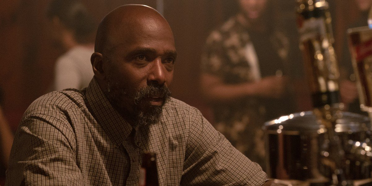 Ntare Mwine as Ronnie Davis on The Chi (2020)