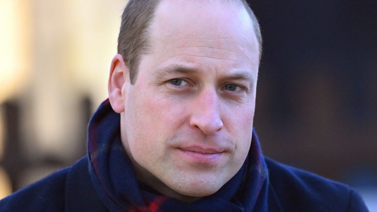 Prince William, Duke of Cambridge visits Cardiff Castle on December 8, 2020 in Cardiff, Wales. The Duke and Duchess of Cambridge are undertaking a short tour of the UK, using the Royal train,