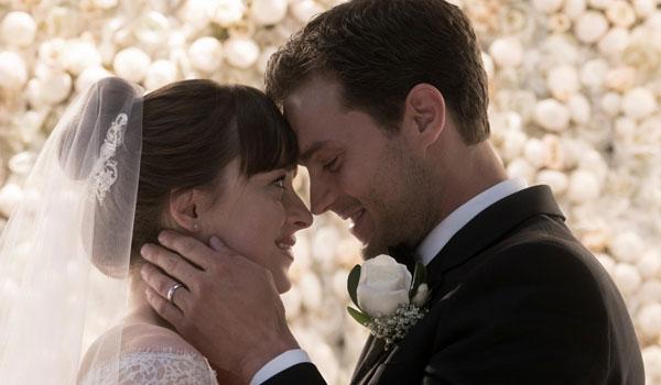 fifty shades freed wedding scene