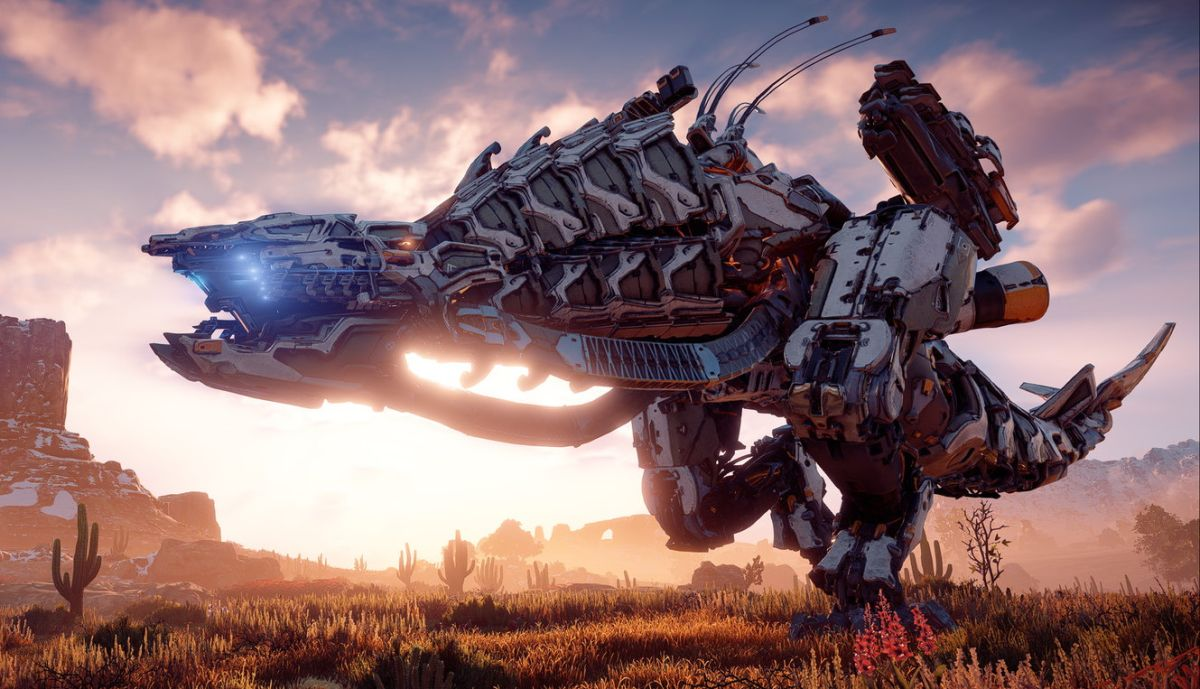 Developers respond to complaints about Horizon Zero Dawn's PC port - PC Gamer AU