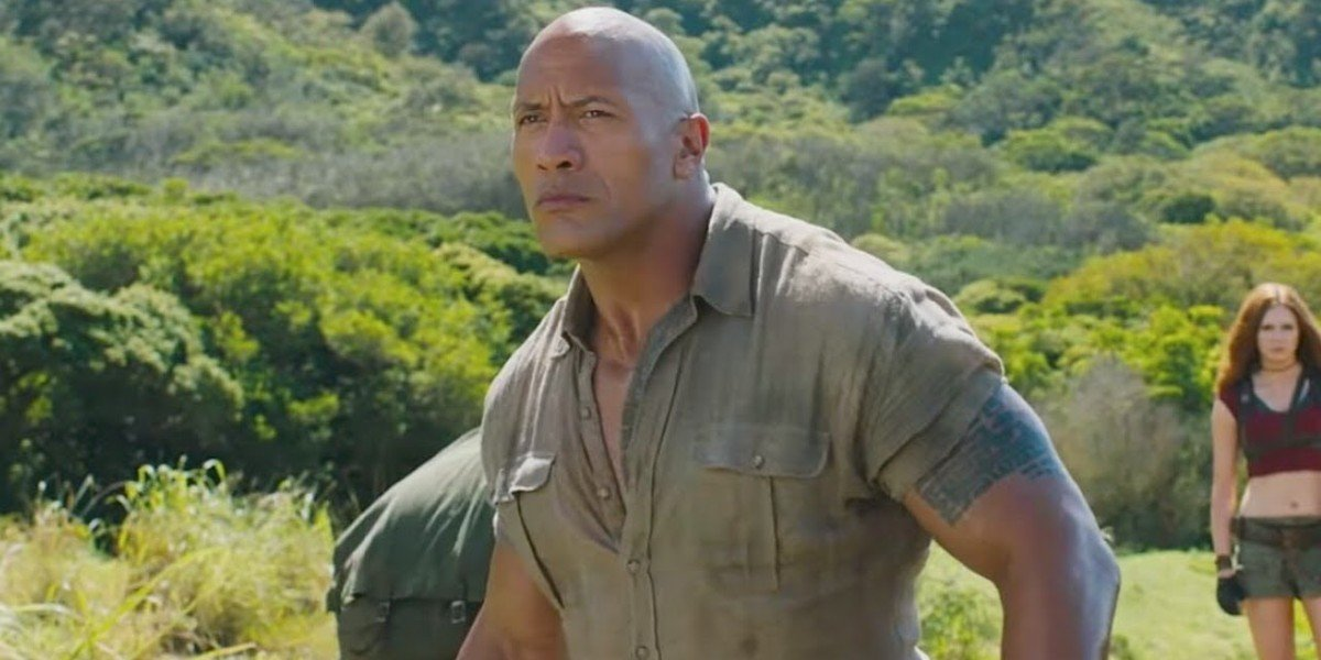 The Rock Can't Stop, Won't Stop Updating Fans On His Training For DC's Black Adam Movie