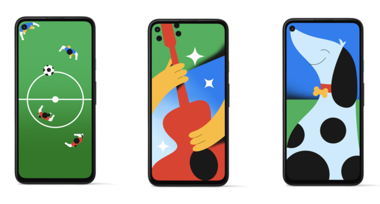 Google Pixel 4a vs Samsung Galaxy A41
