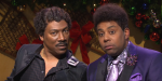 How SNL's Kenan Thompson Felt About Working With Eddie Murphy
