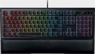 Razer's Ornata Chroma mecha-membrane gaming keyboard is on sale for $55