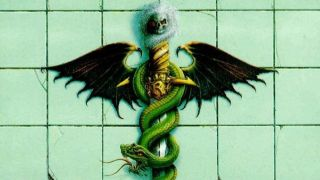 Motley Crue's Dr Feelgood artwork
