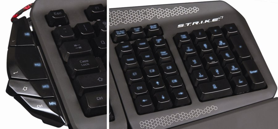Mad Catz S.T.R.I.K.E. 7 Keyboard Now Available #23197