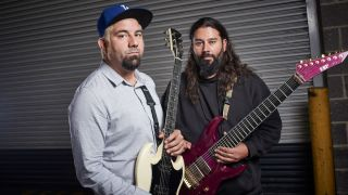 Deftones' Chino Moreno and Stephen Carpenter