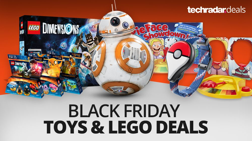 the best toy and lego deals on black friday 2016 techradar. Black Bedroom Furniture Sets. Home Design Ideas