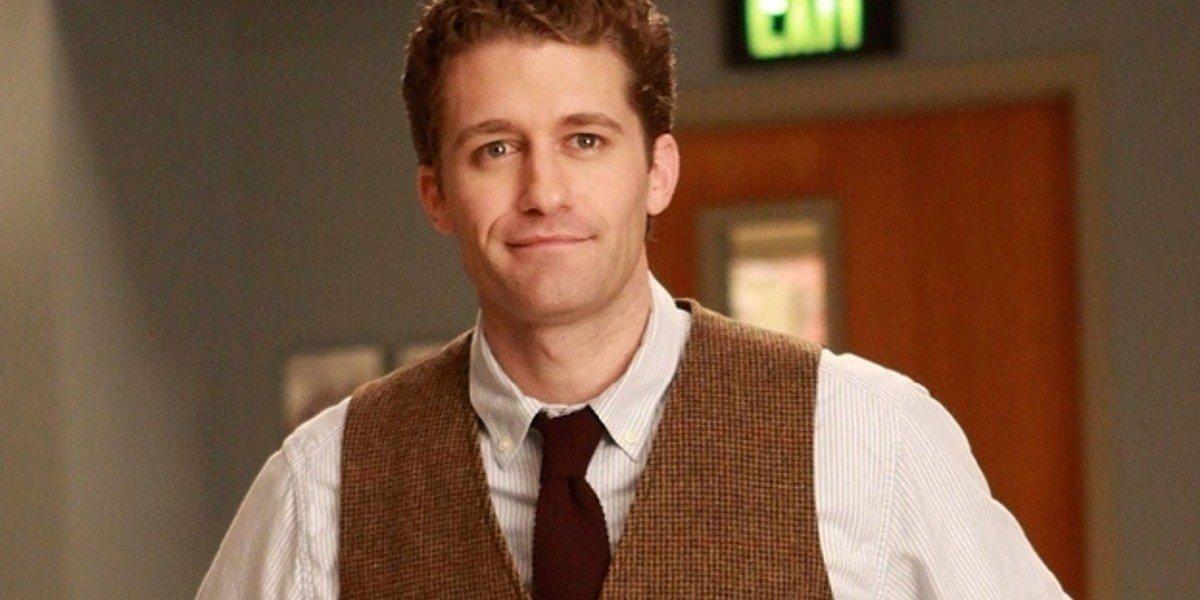 Matthew Morrison as Will in Glee