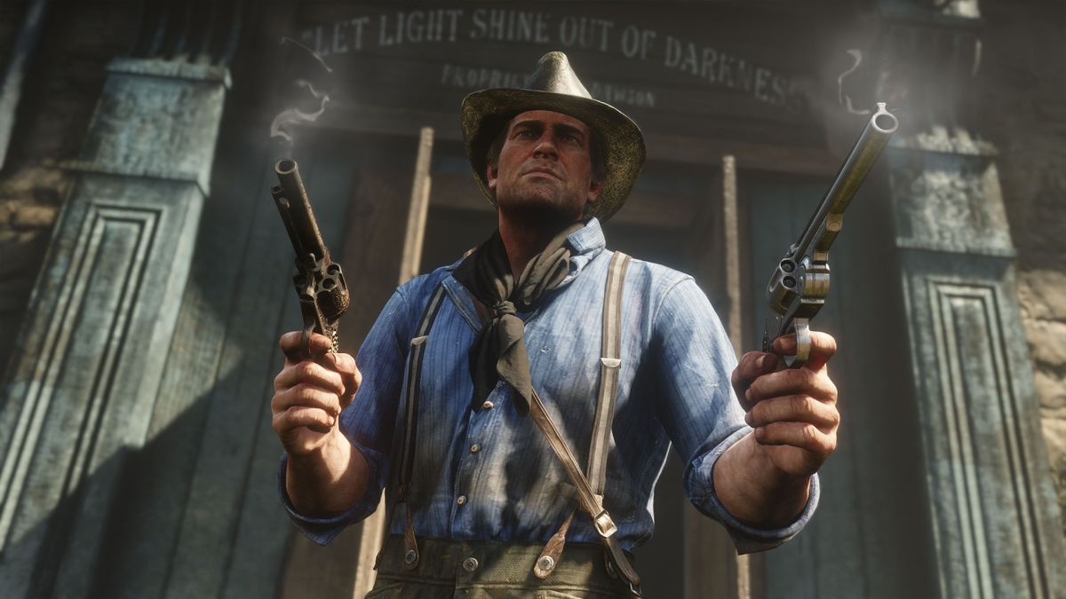 Red Dead Redemption 2 wins Best Narrative, Best Score, and more at The Game Awards 2018