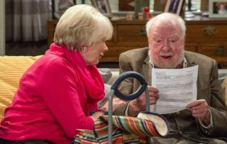 Freddie Jones on why he quit as Emmerdale's Sandy: 'I was driving three hours there and three hours back, and doing three or four sentences'