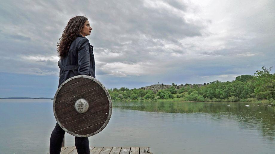 Ella Al-Shamahi Viking Warrior Women