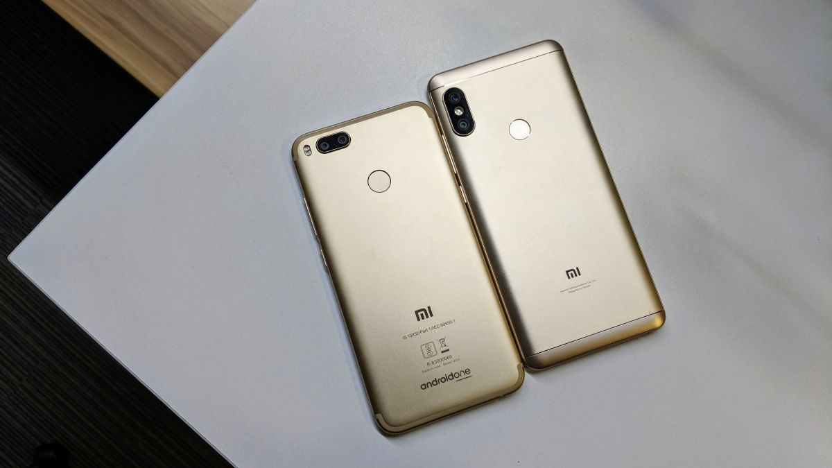 Comparison Xiaomi Redmi Note 5 Pro Vs Mi A1 Techradar