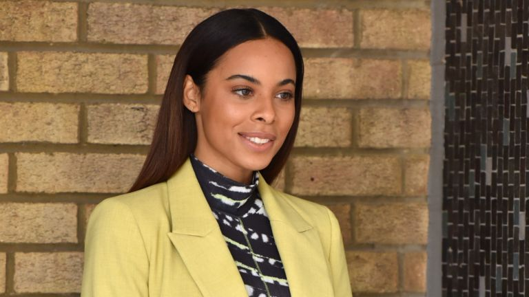Did Rochelle Humes replace Candice Braithwaite