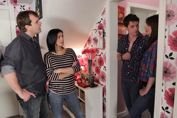 Corrie's Kate: 'Tracy's affair is brilliant!'