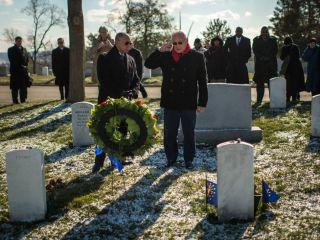 Aldrin Bolden Arlington National Cemetery