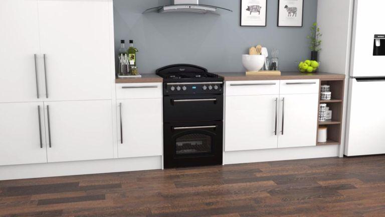 Best freestanding ovens: Leisure Gourmet GRB6GVK Gas Cooker