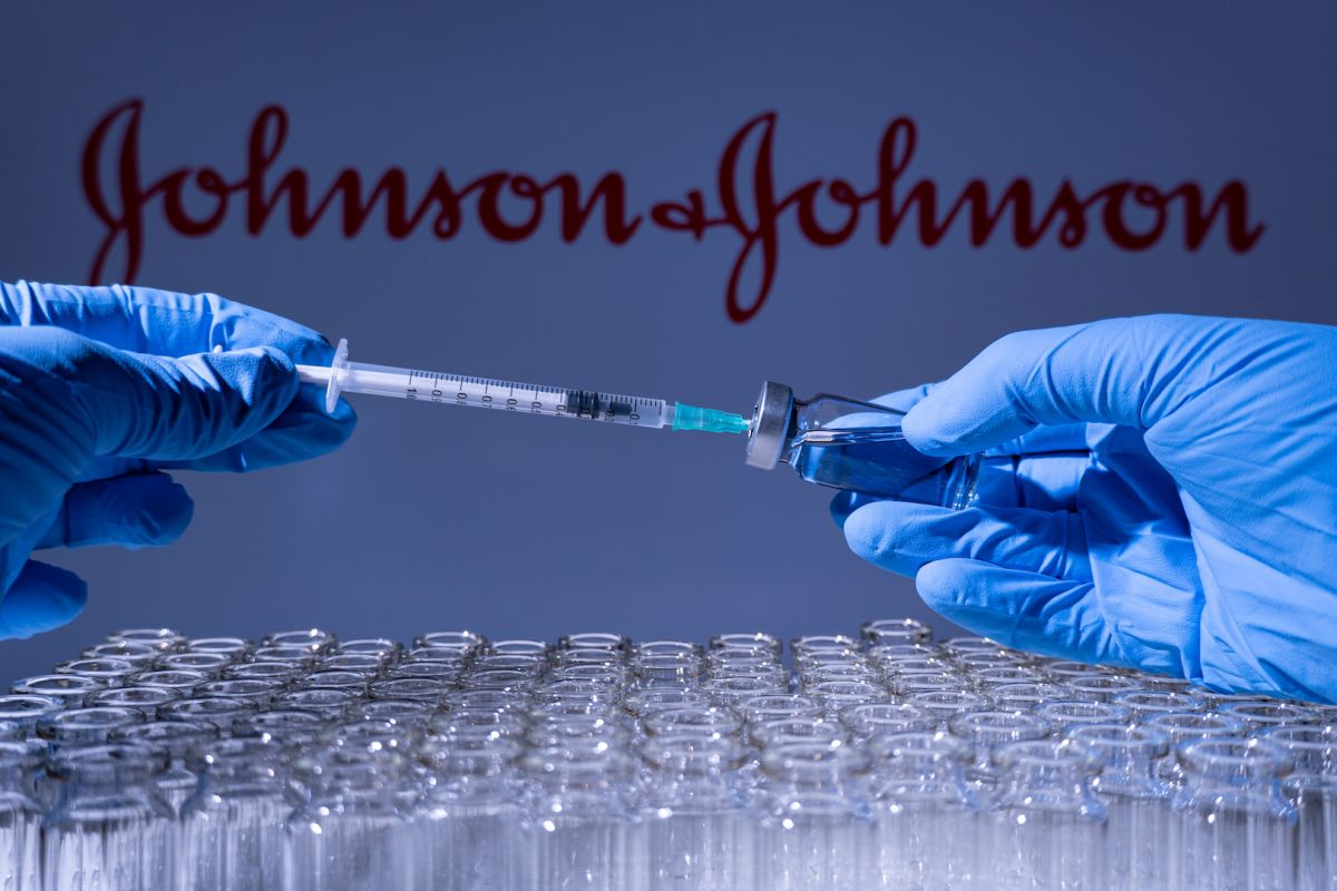Johnson & Johnson says COVID-19 vaccine protects against ...