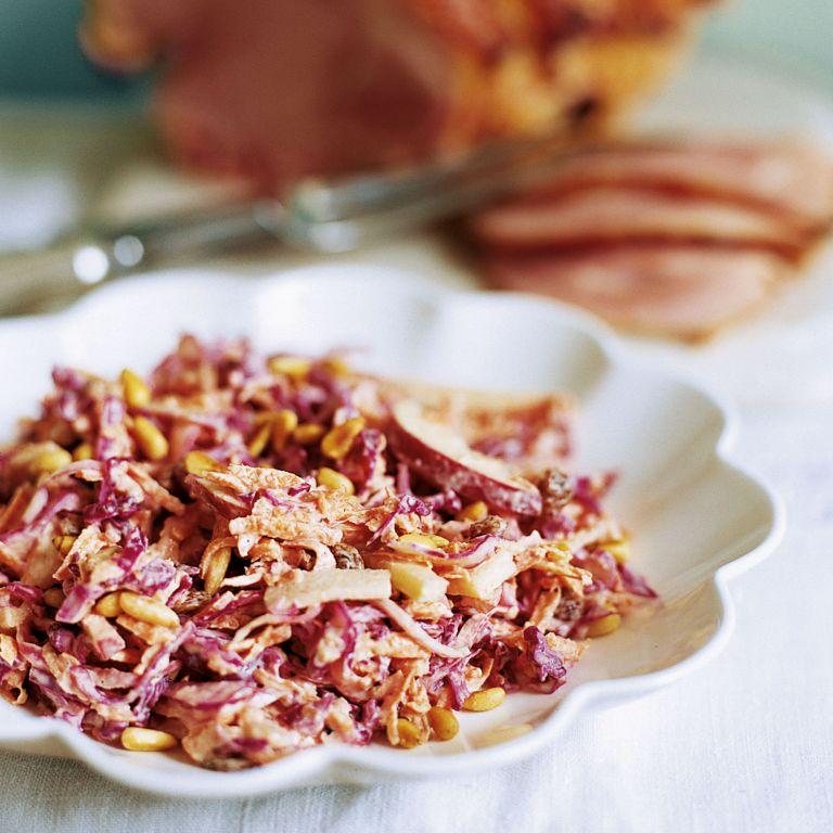 Winter slaw recipe-salad recipes-recipes-recipe ideas-new recipes-woman and home