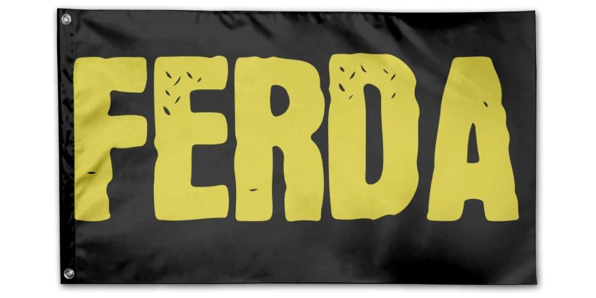 Letterkenny Ferda Flag