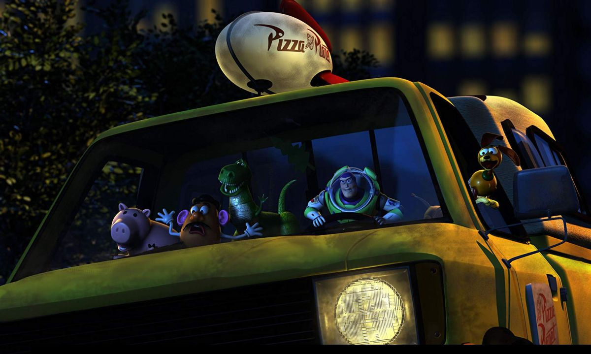 Toy Story 2 Pizza Planet Truck