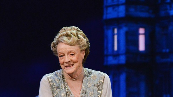 Downton Abbey's Dame Maggie Smith