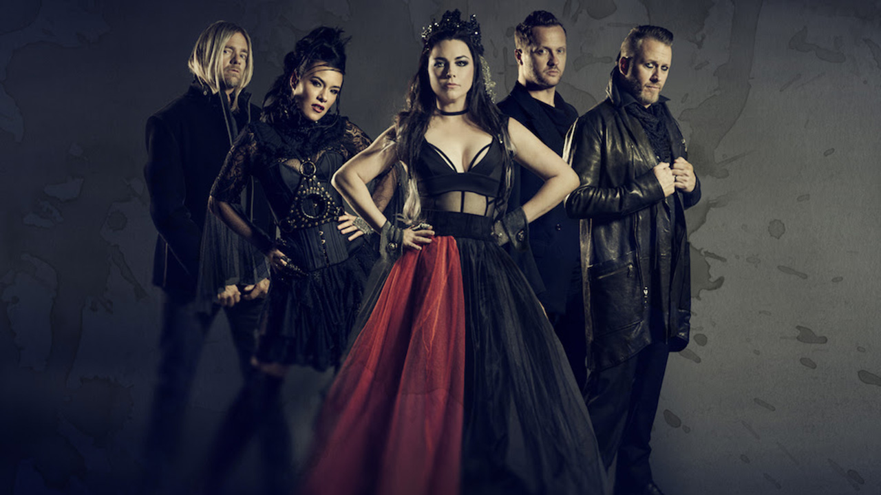 Evanescence 2020 Tour Evanescence look to 2020 to release new material | Louder