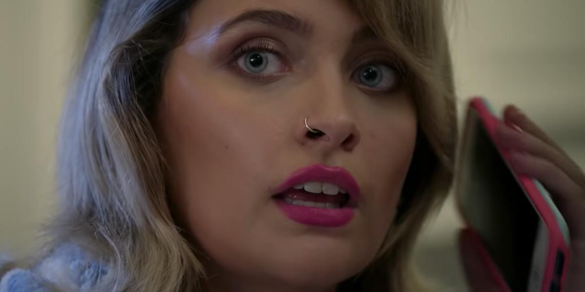 Paris Jackson in Scream Tv show