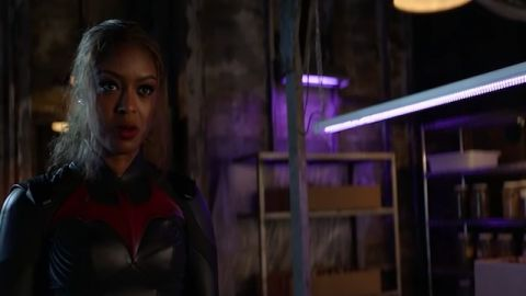 Javicia Leslie as Batwoman in episode 2.07