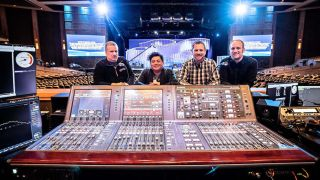 Willow Creek Adds Yamaha RIVAGE PM10 Consoles