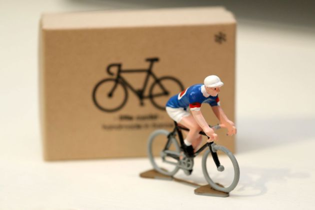 Little Cyclist Metal Figures Cycling Weekly