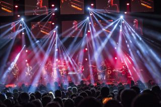 Colour Sound Experiment Supplies Lighting & Video for Snarky Puppy Tour