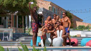 Love Island - The boys meet new girls Millie and Lucinda