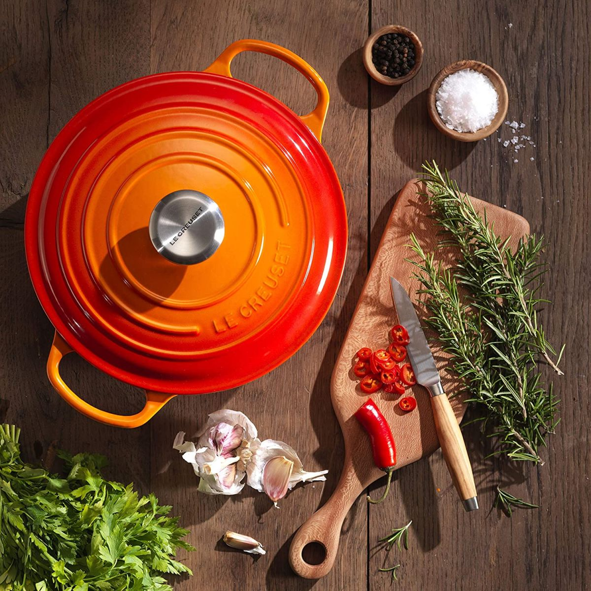 It's that magical time of year: the Le Creuset sale is on