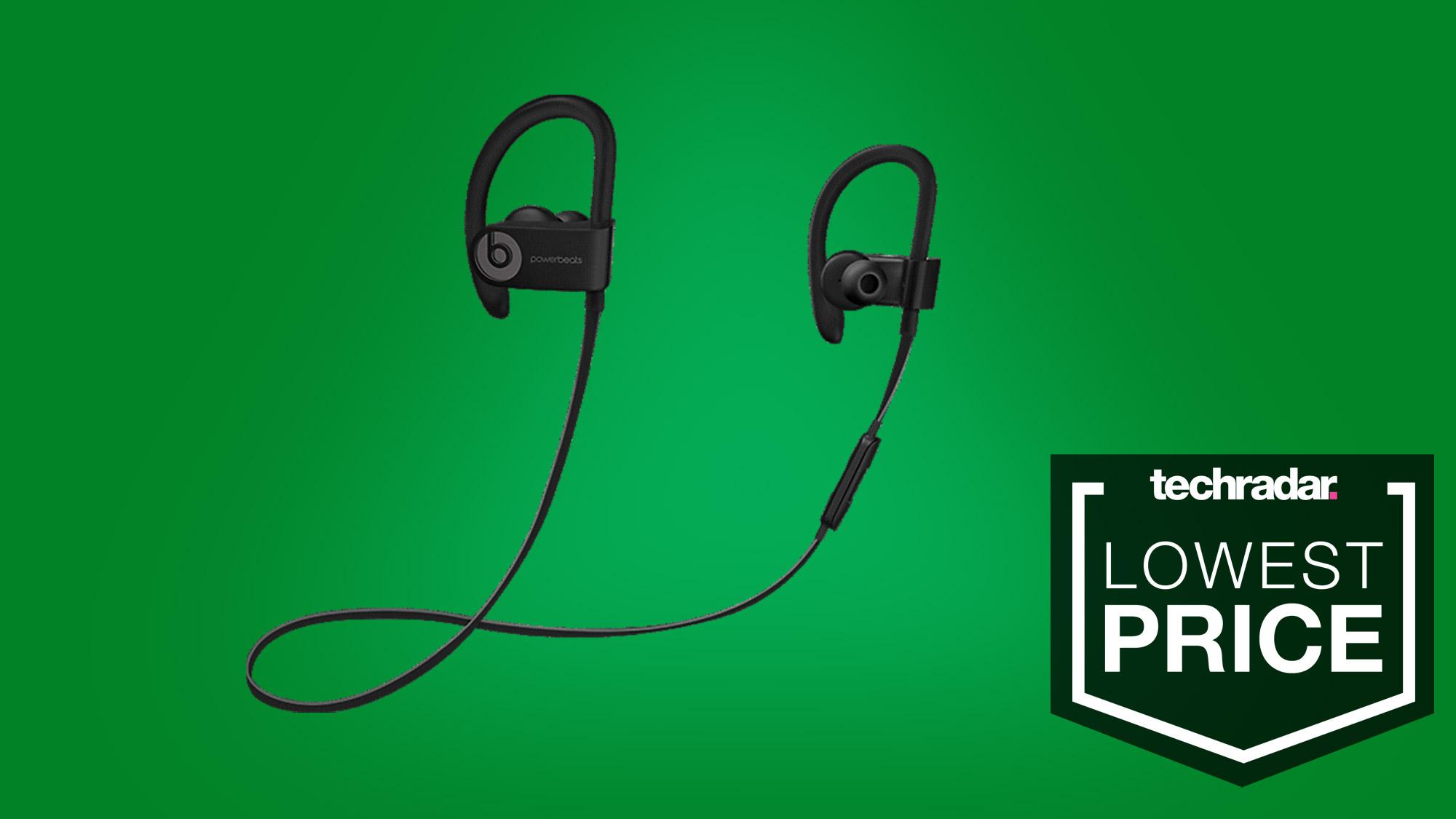 Beats Headphone Sale The Powerbeats 3 Hit Lowest Price Ever At Amazon Techradar
