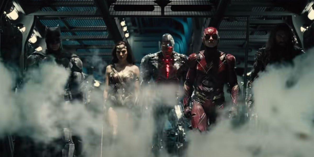 The full heroes list in Justice League 2021 HBO Max