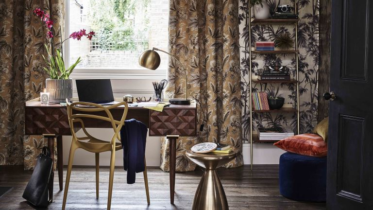 Maximalist home office ideas by John Lewis and Partners